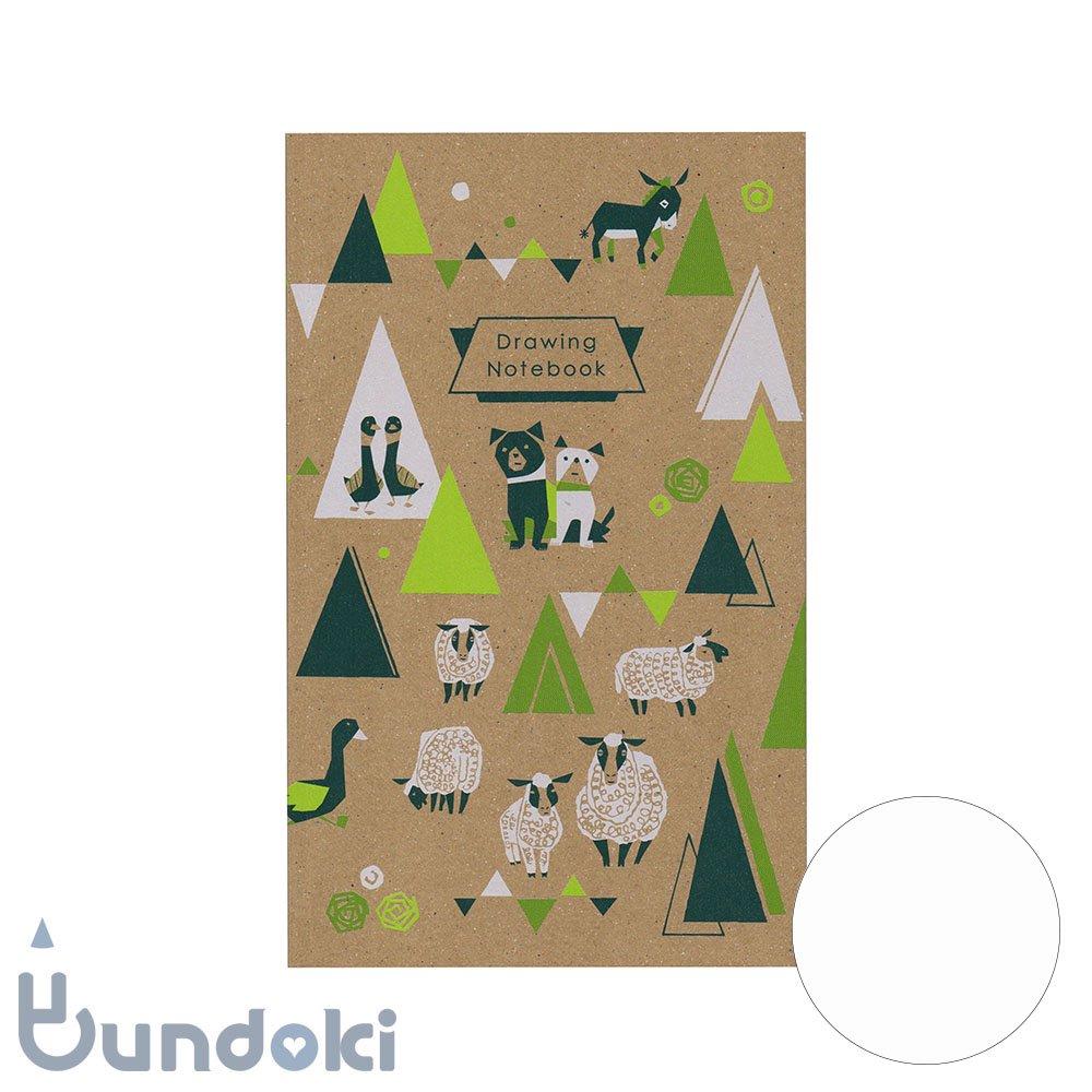 【KOKUYO/コクヨ】Drawing + / Drawing Notebook