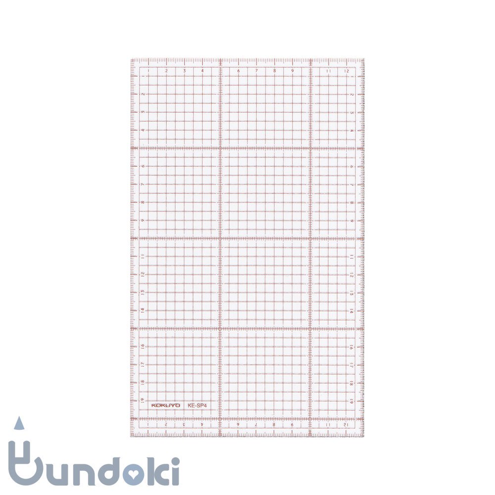 【KOKUYO/コクヨ】Drawing + / Drawing Sheet
