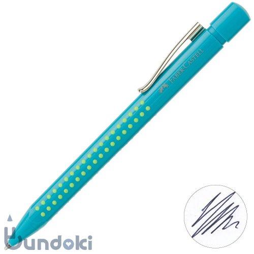 【FABER-CASTELL/ファーバーカステル】グリップ2010ボールペン (ターコイズ)