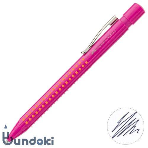 【FABER-CASTELL/ファーバーカステル】グリップ2010ボールペン (ピンク)