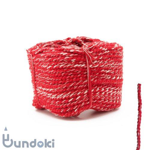 【Vivant】Cotton blended cord /コットン紐 (レッド)