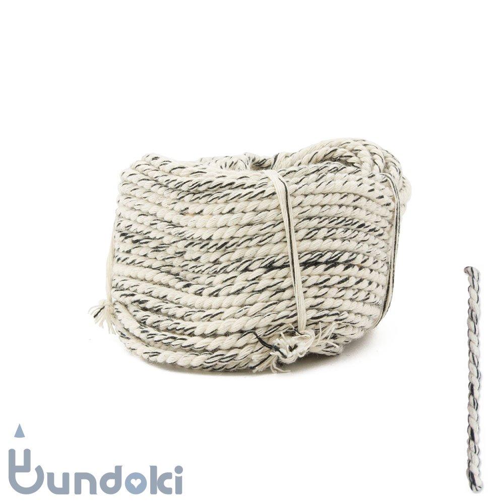 【Vivant】Cotton blended cord /コットン紐 (アイボリー)