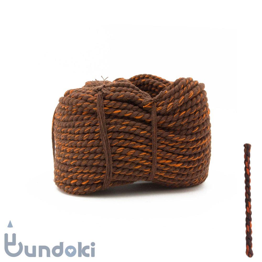 【Vivant】Cotton blended cord /コットン紐 (ブラウン)