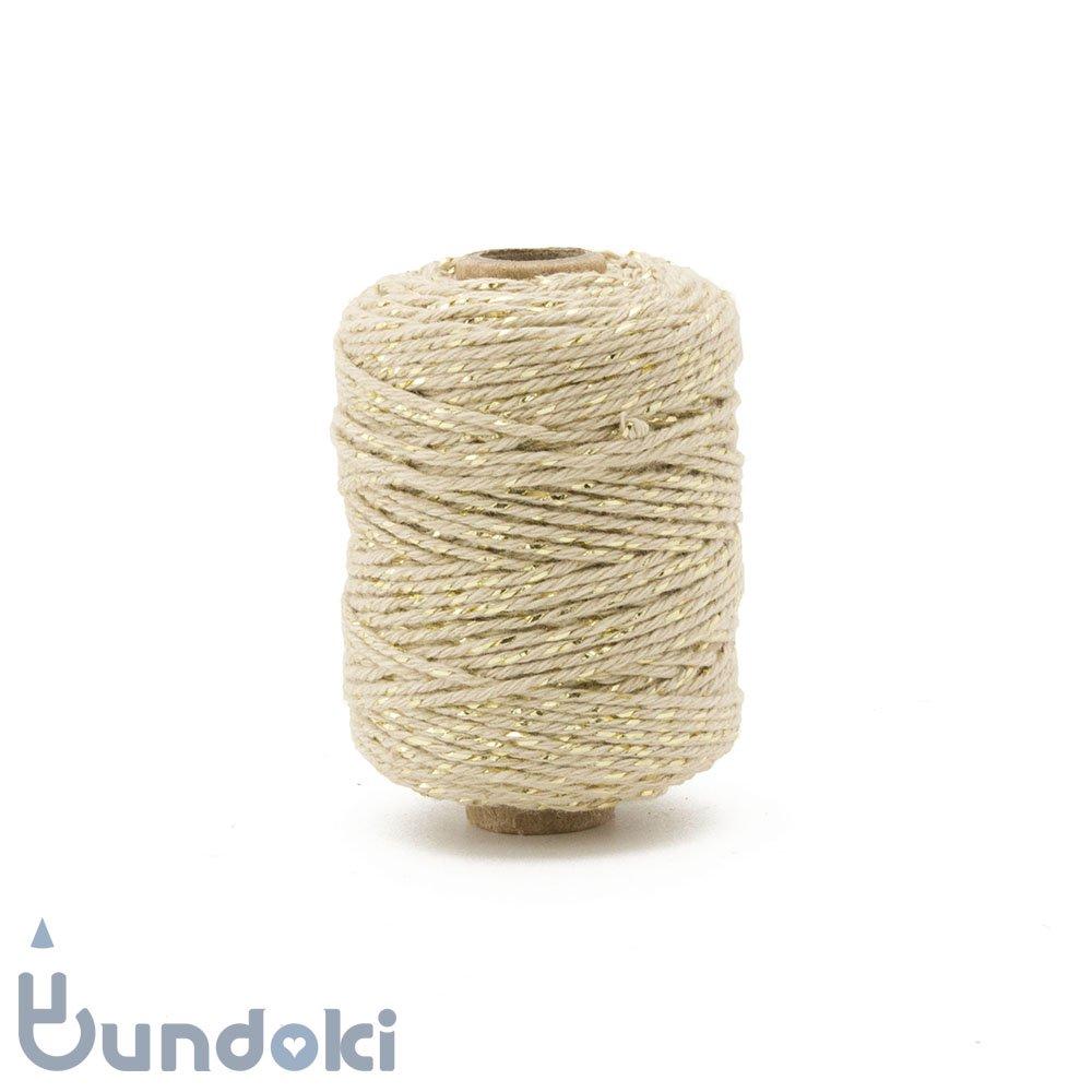 【Vivant】Cotton lurex twist /コットン ルレックス ツイスト (タマリンド)