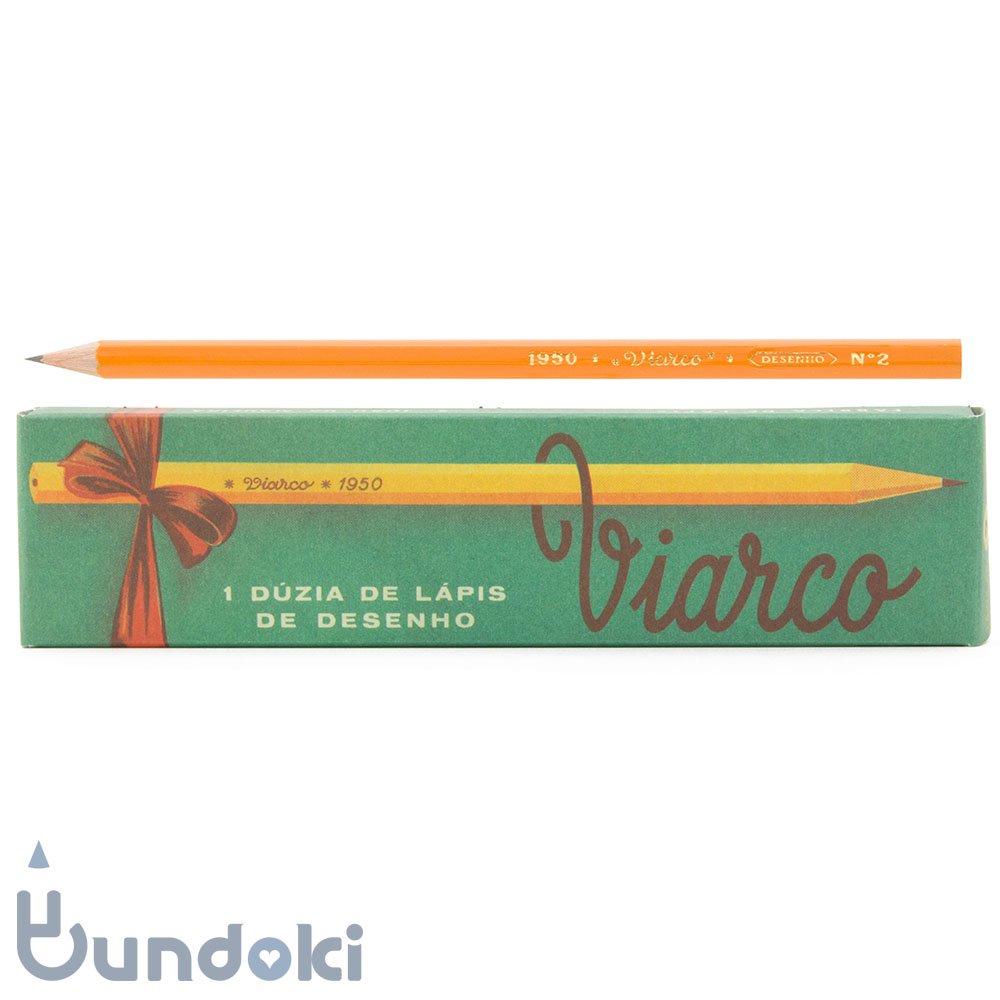 【VIARCO/ビアルコ】ヴィンテージ・ペンシル1950 (12本セット)