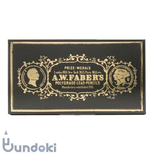 【FABER-CASTELL/ファーバーカステル】ポリグレード 鉛筆 12本セット