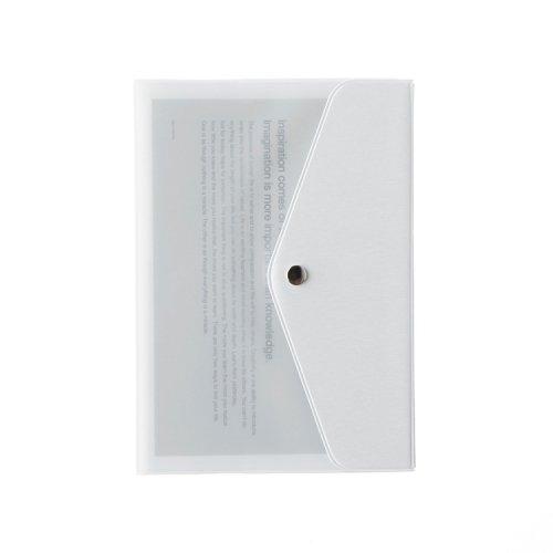 【Delfonics/デルフォニックス】2018年ダイアリー・B6マンスリー ポケット・メタリック (ホワイト)