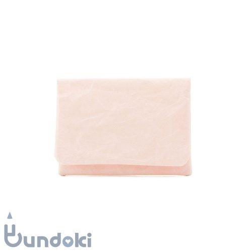 【SIWA・紙和】名刺ケース (ピンク)