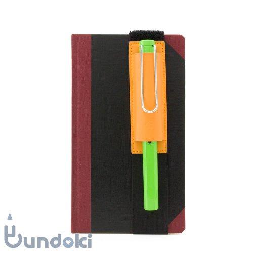 【Rhodia/ロディア】ペンホルダー・ワイド (オレンジ)