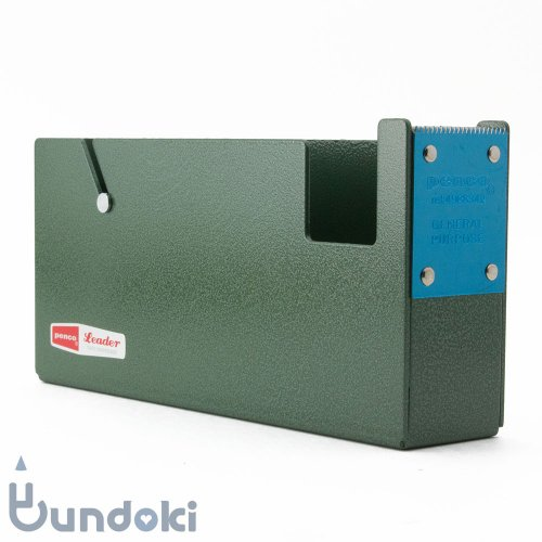 【HIGHTIDE/ハイタイド】penco テープディスペンサー・L (グリーン)