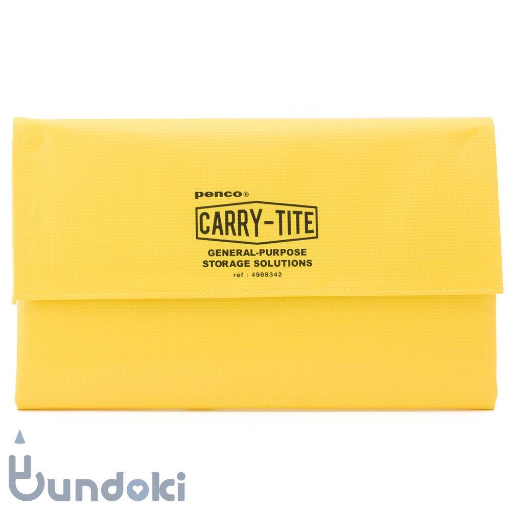 【HIGHTIDE/ハイタイド】penco キャリータイト・L (イエロー)