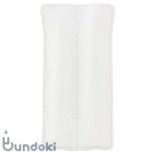 【ITO-YA/伊東屋】ROMEO ペンシース・2本用 (ホワイト)