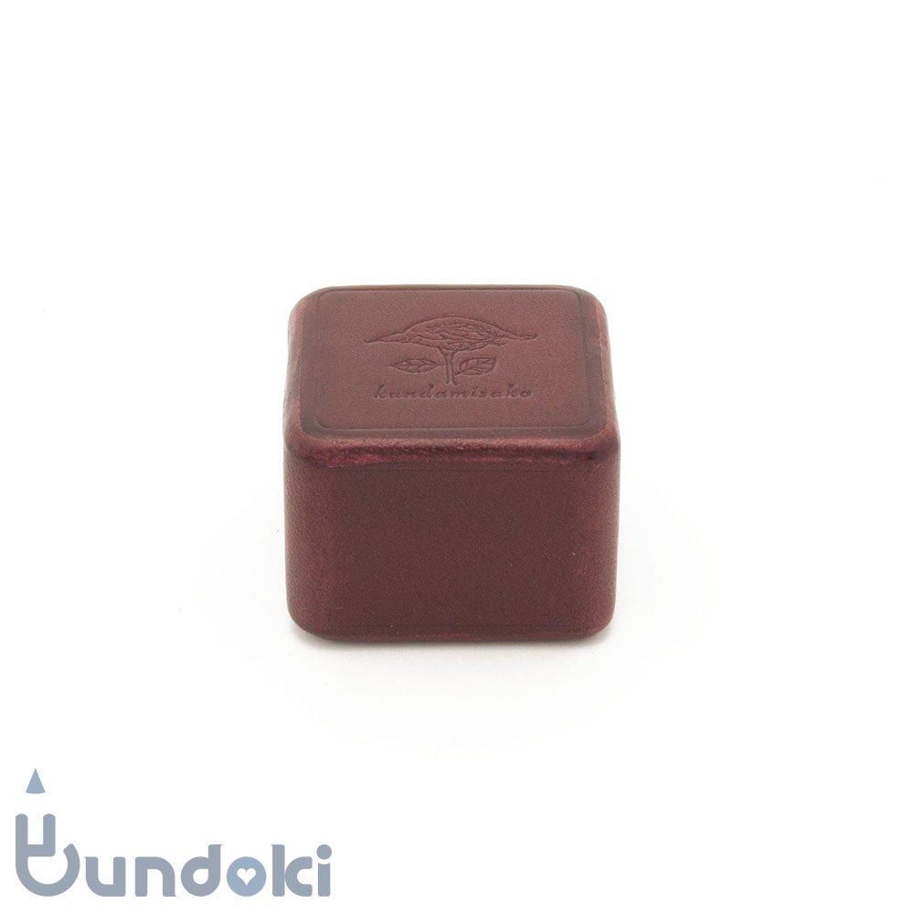 【カンダミサコ】ペーパーウェイト・四角 (ワイン)