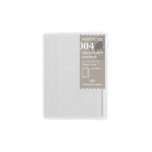 【MIDORI/ミドリ】トラベラーズノートパスポートサイズ リフィル ジッパー/004