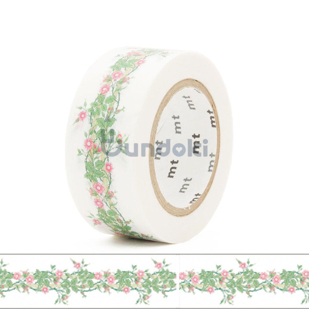 【カモ井加工紙/KAMOI】mt × William Morris / Rambler