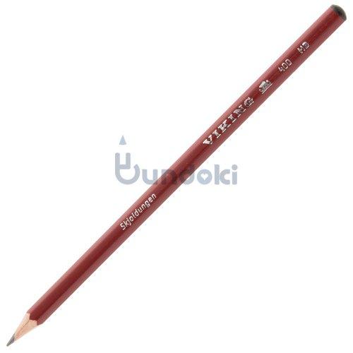 【VIKING/バイキング】400 Skjoldungen 鉛筆 (レッド)