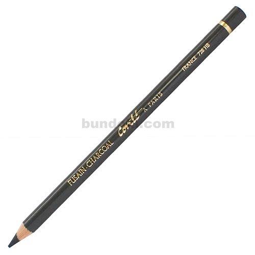 【Conte a paris/コンテ・ア・パリ 】FUSAIN-CHARCOAL/チャコール鉛筆(硬度:B)