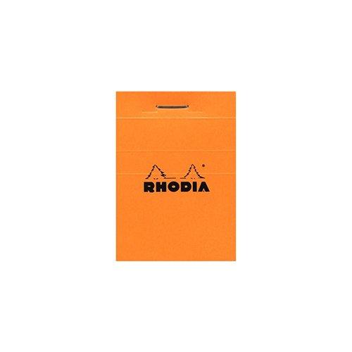 【Rhodia/ロディア】No.10/nanopad(オレンジ)