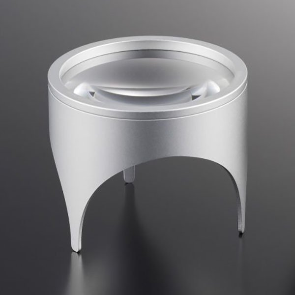 【TAKEDA DESIGN PROJECT】PRIMARIO ルーペ65 (シルバー)