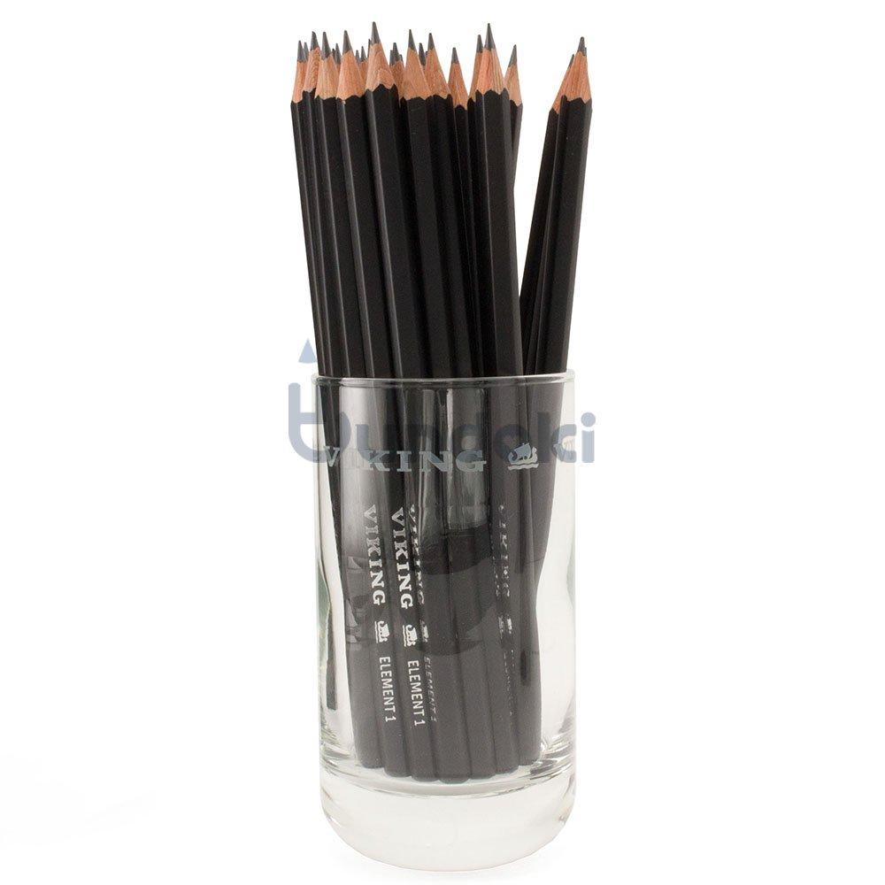 【VIKING/バイキング】SEKSORGTREDIVE / Element 1 ブラック鉛筆36本限定グラスセット