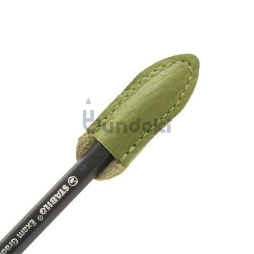 【VIKING/バイキング】Klassik Original 鉛筆キャップ (エンボスレザー・アーミー)