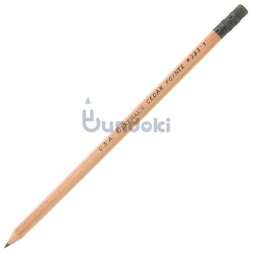 【GENERAL'S/ゼネラル】シダーポイントNo.1鉛筆