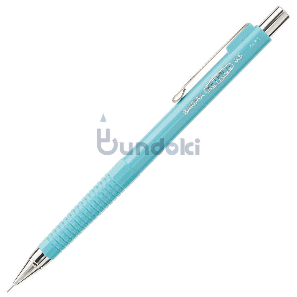 【SAKURA/サクラ】レトリコシャープ (0.5mm/ブルー)