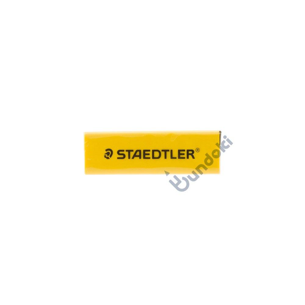 【STAEDTLER/ステッドラー】PVCフリー ホルダー字消しリフィル (アソートカラー)