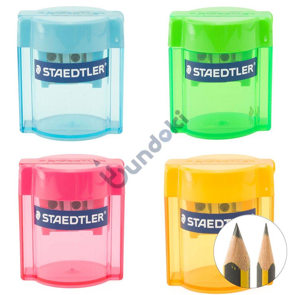 【STAEDTLER/ステッドラー】ダブルホール タブシャープナー