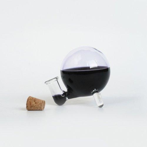 【GeckoDesign/ゲッコーデザイン】Inkwell /インクウェル(ガラスインクボトル)