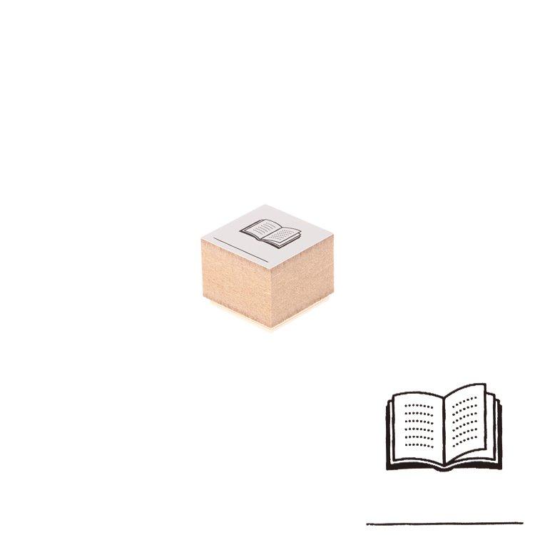 【Delfonics/デルフォニックス】ウッドスタンプ アイコン (A/本)