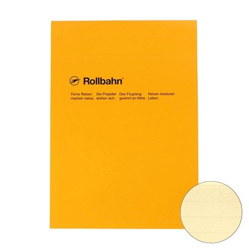 【Delfonics/デルフォニックス】ロルバーン ノートパッド・B5 (罫線)