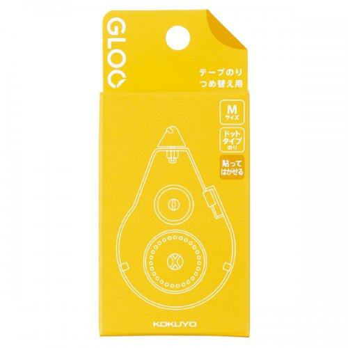 【KOKUYO/コクヨ】GLOO /グルー テープのり・貼ってはがせる / つめ替え用テープ (M)