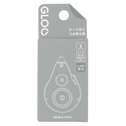 【KOKUYO/コクヨ】GLOO /グルー テープのり・しっかり貼る / つめ替え用テープ (S)