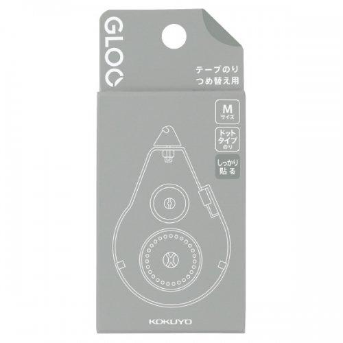 【KOKUYO/コクヨ】GLOO /グルー テープのり・しっかり貼る / つめ替え用テープ (M)