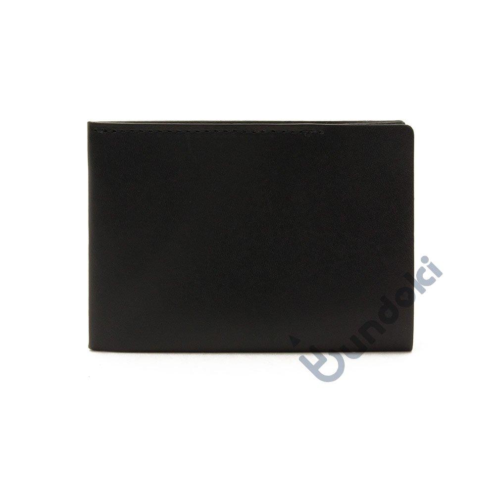 【CDT/クラフトデザインテクノロジー】カードケース (ブラック)