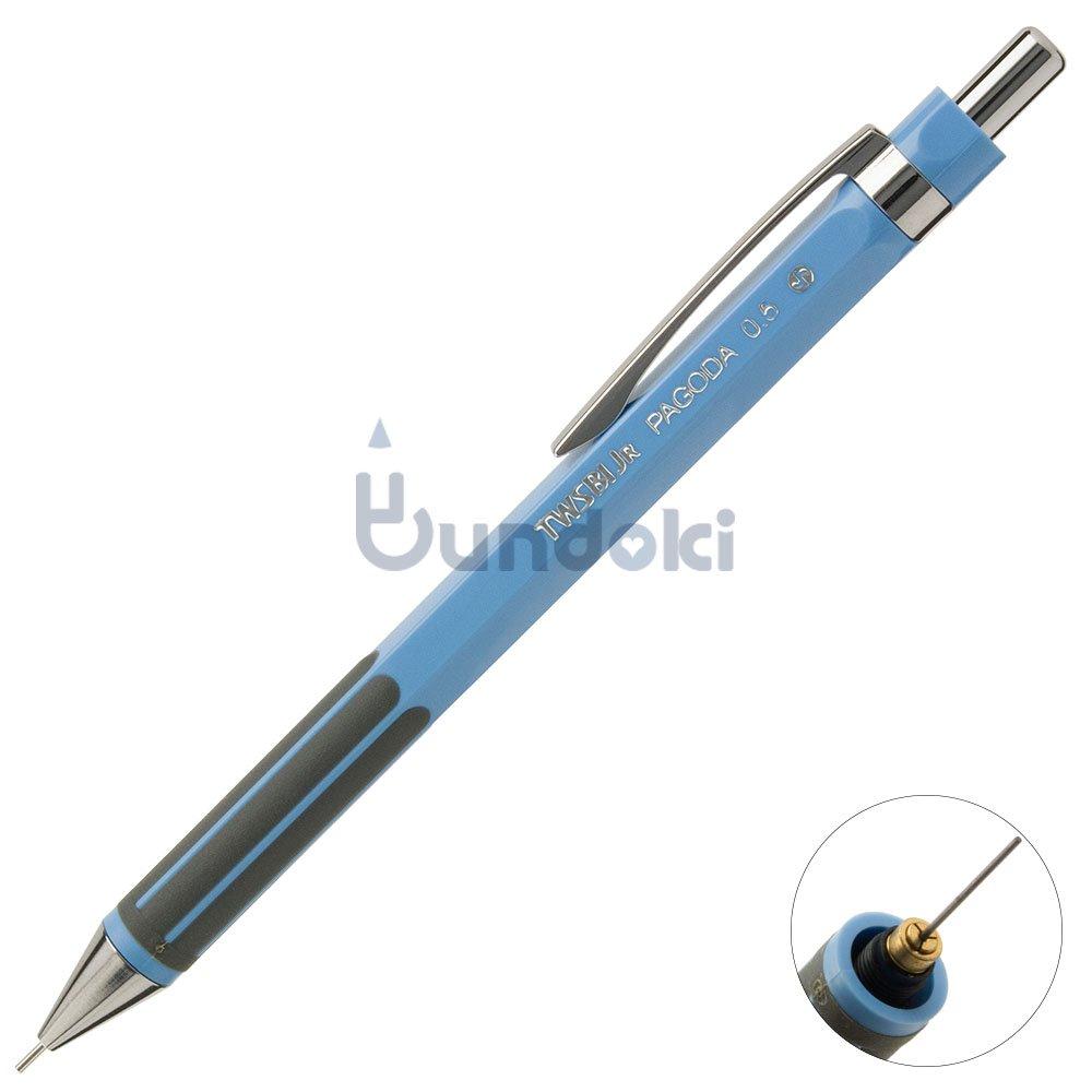 【TWSBI/ツイスビー】TWSBI JR. PAGODAシャープペンシル (0.5mm/ブルー)