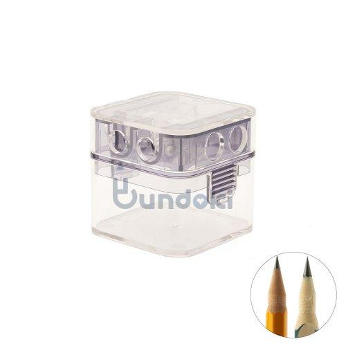 【北星鉛筆】日本式鉛筆削り634 (むさし)・交換削り器付き