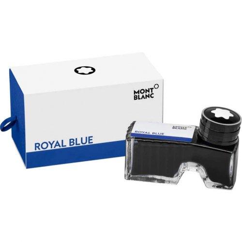 【MONTBLANC/モンブラン】ボトルインク(ROYAL BLUE/ロイヤルブルー)