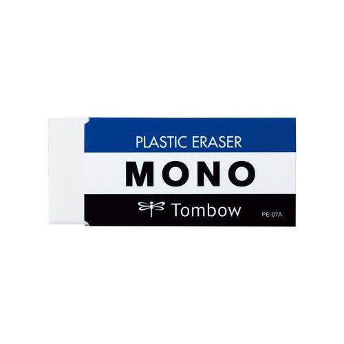 【TOMBOW/トンボ鉛筆】MONO/モノ消しゴム/PE-07A