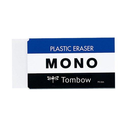 【TOMBOW/トンボ鉛筆】MONO/モノ消しゴム/PE-09A