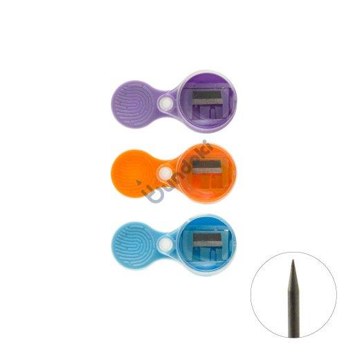 ルーペ付きミニ芯研器