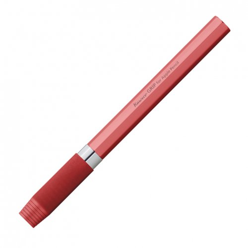 【KAWECO/カヴェコ】Grip for Apple Pencil (レッド)