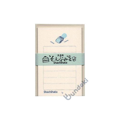 【古川紙工】文具メーカーそえぶみ箋・回転印