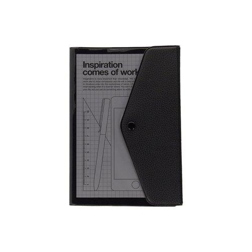 【Delfonics/デルフォニックス】2020年 B6マンスリー ポケット (ブラック)