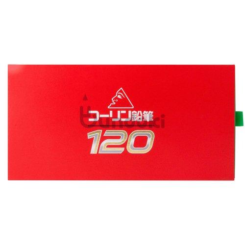 【コーリン色鉛筆/colleen】775六角 120色紙箱入り色鉛筆