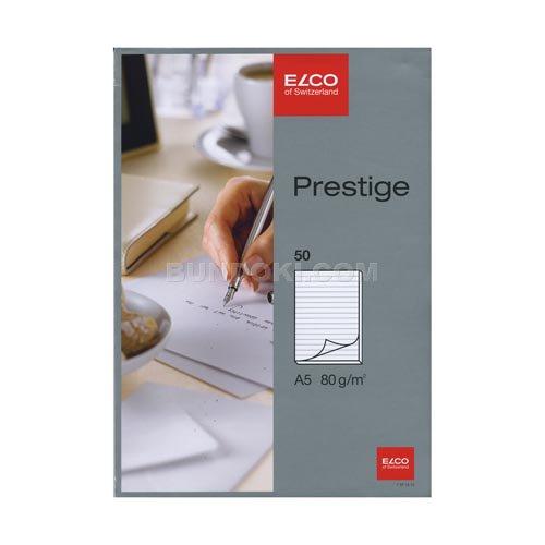【ELCO/エルコ】Prestige 罫線ノートパッド A5