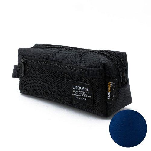 【LUDDITE/ラダイト】LIBERATOR CORDURA ボックスペンケース (ブラック)