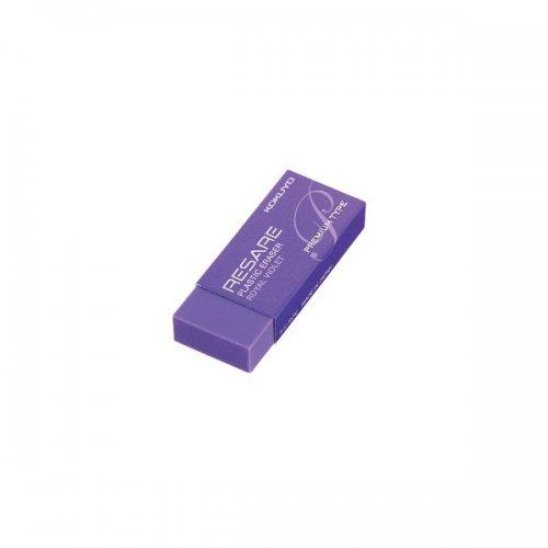 【KOKUYO/コクヨ】プラスチック消しゴム・リサーレ プレミアムタイプ (紫)