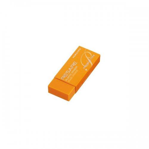 【KOKUYO/コクヨ】プラスチック消しゴム・リサーレ プレミアムタイプ (オレンジ)